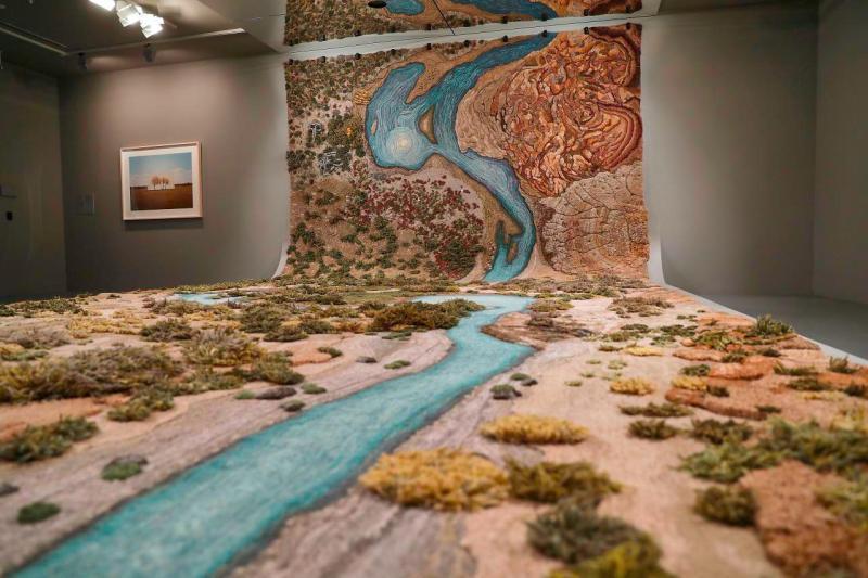 Powerful-Landscape-Rugs-by-Argentine-Artist-Alexandra-Kehayoglou1-1