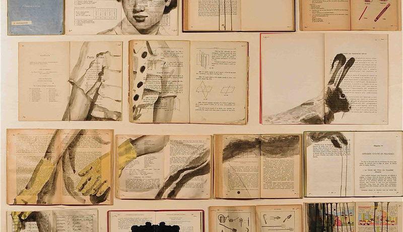 book-paintings