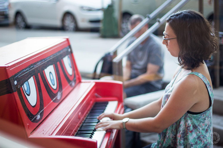 פסנתר לכל פועל