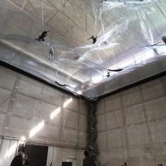 Tomas Saraceno : On Space Time Foam at Hangar Bicocca 2012/2013