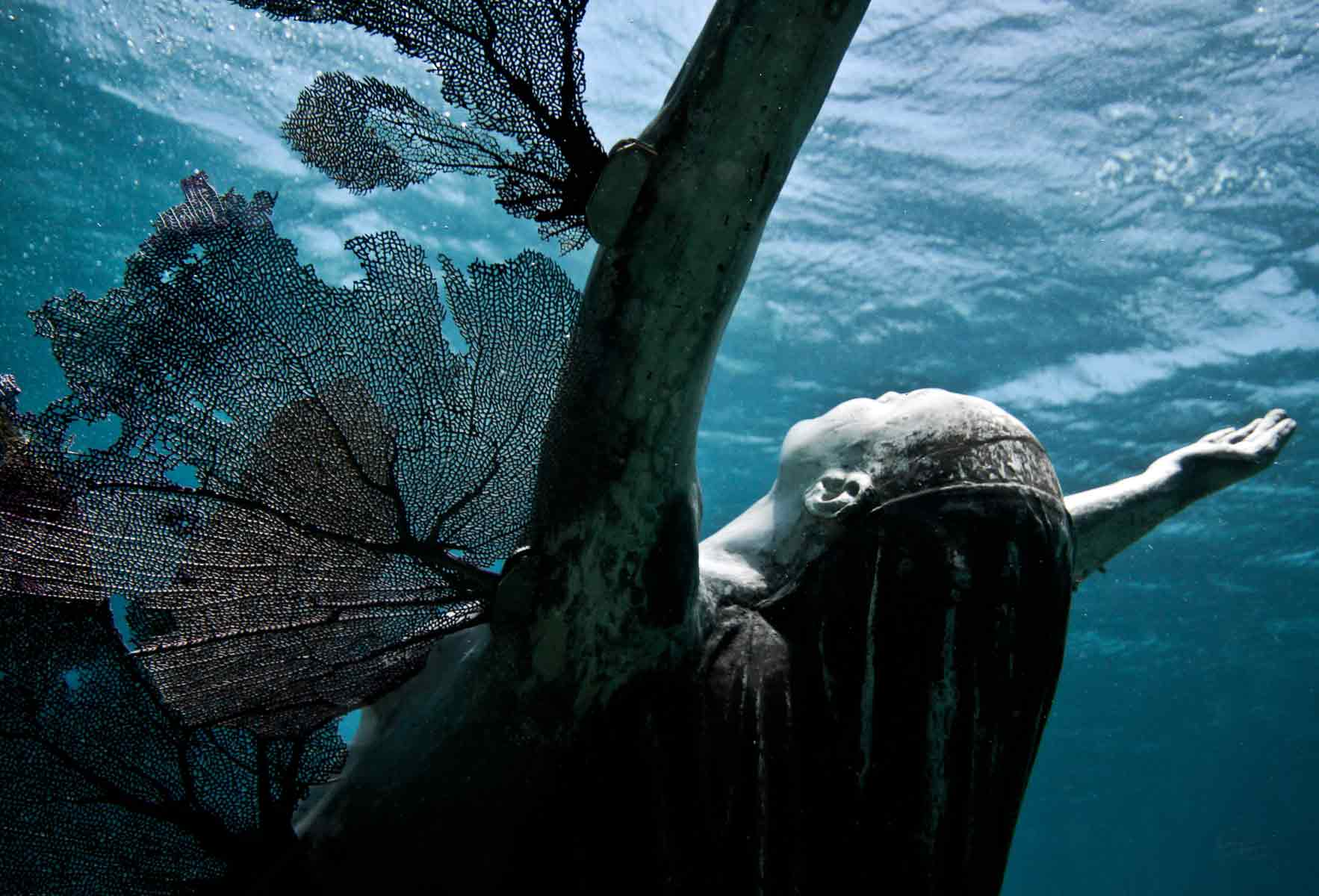 Reclamation-Nizuc-Jason-deCaires-Taylor-Sculpture