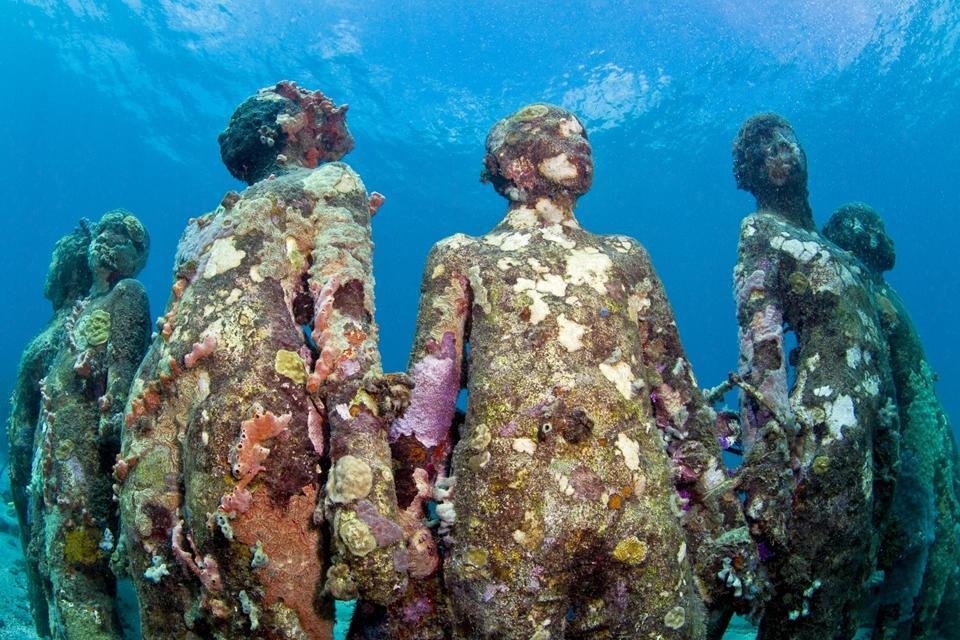 Vicissitudes_Grenada_coral_Jason-deCaires-Taylor_Sculpture
