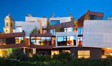 מלון Viura בספרד, ליד יקבי ה-Rioja
