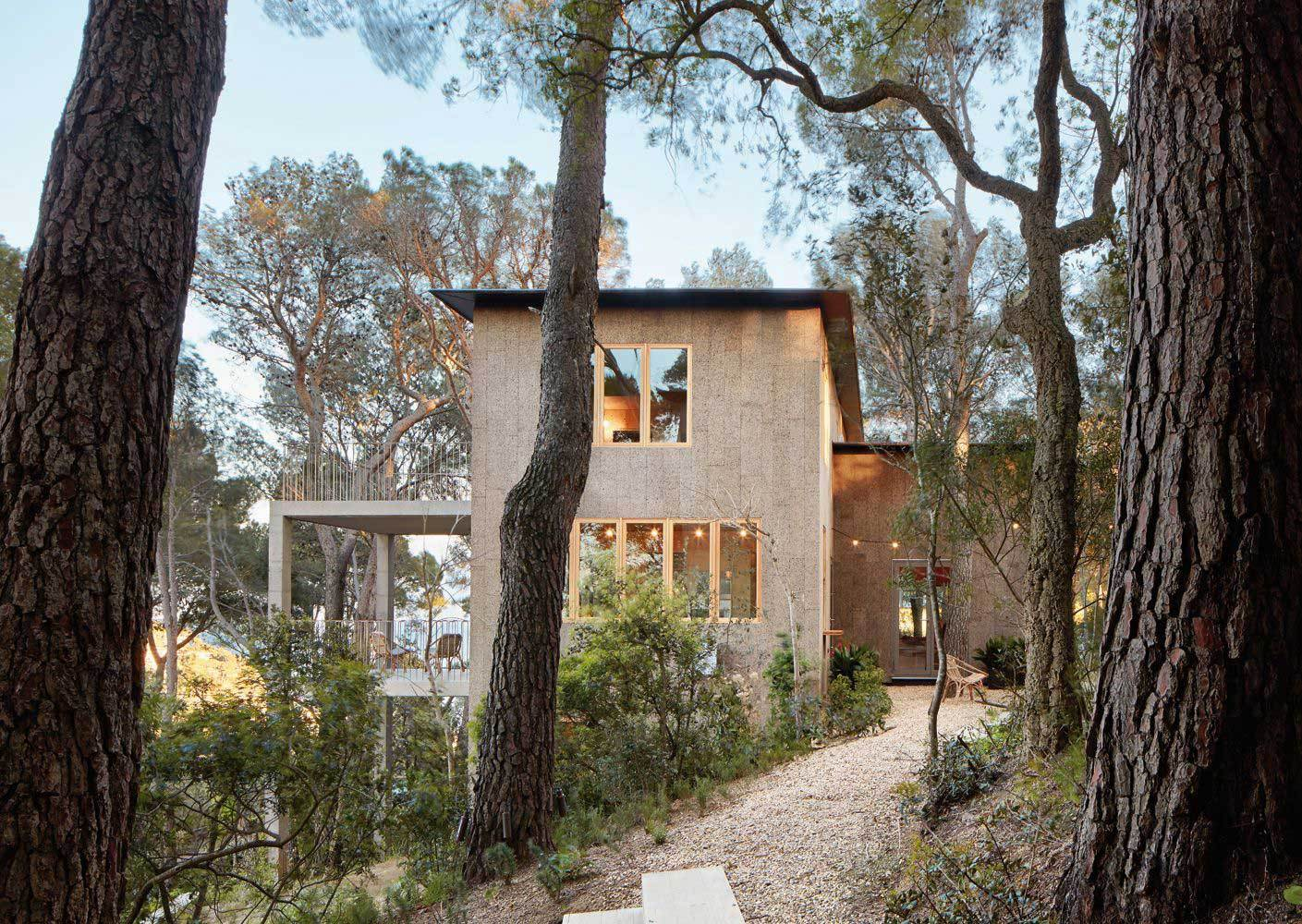 Two-Cork-Houses-Palafrugell-Costa-Brava-by-Lopez-Rivera-Architects-Yellowtrace-19