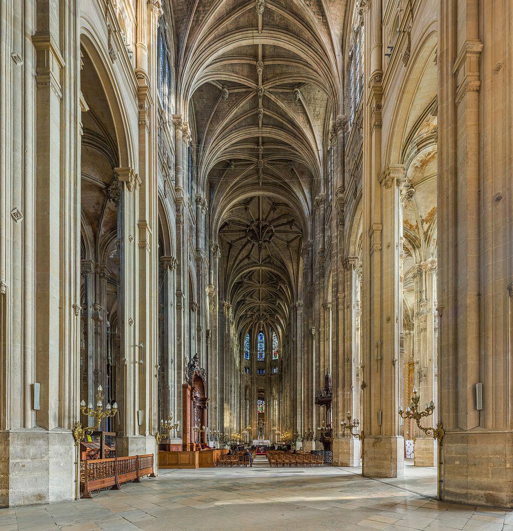 Church_of_St_Eustace_Interior,_Paris,_France_-_Diliff