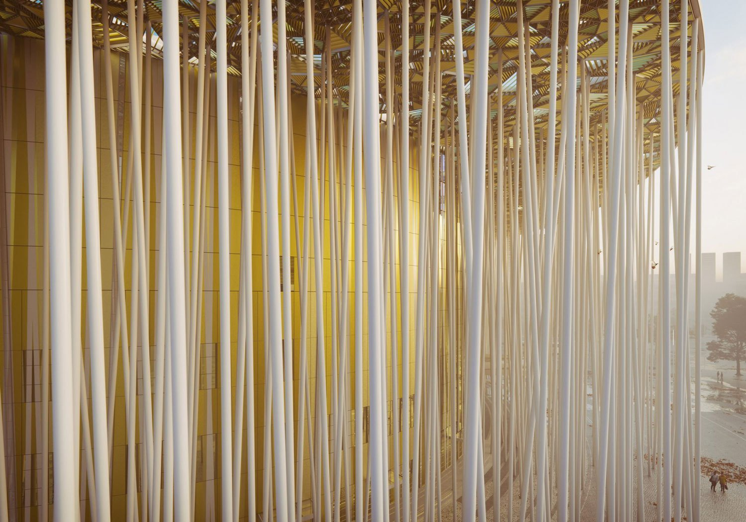 Wuxi-Taihu-Show-Bamboo-Theatre-China-by-Steven-Chilton-Architects-Yellowtrace-03