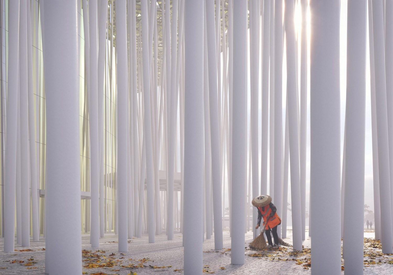 Wuxi-Taihu-Show-Bamboo-Theatre-China-by-Steven-Chilton-Architects-Yellowtrace-04