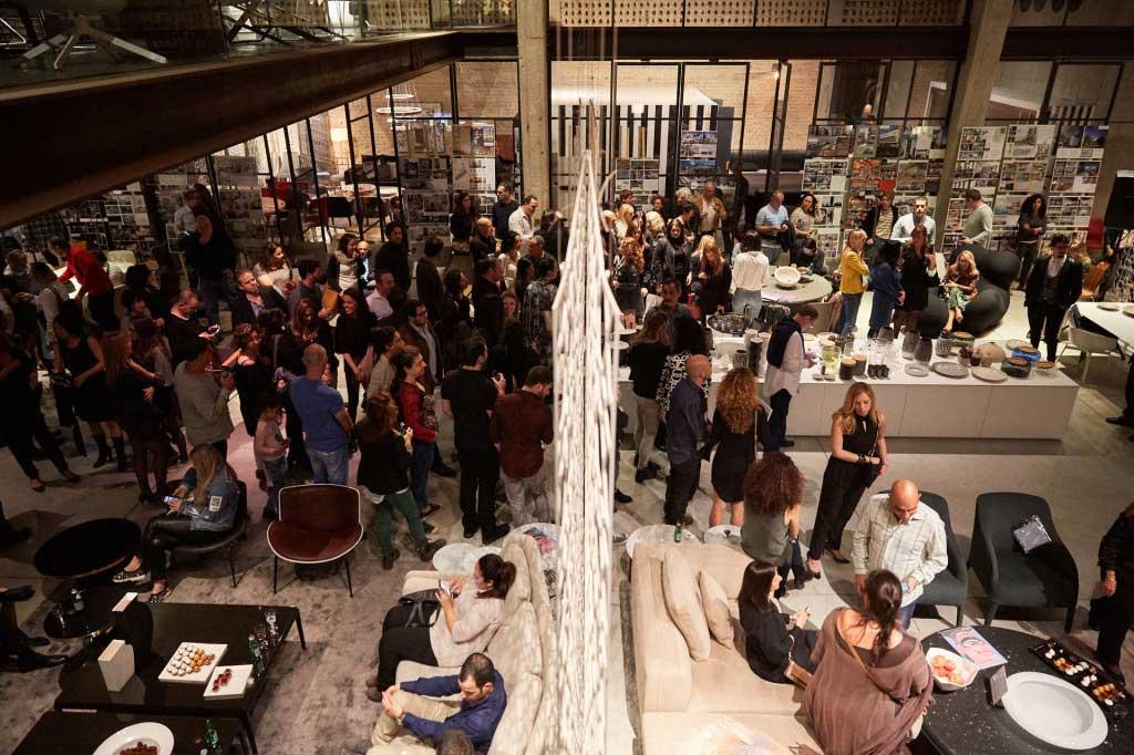 תערוכת המועמדים לאות העיצוב 2019