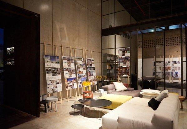 פתיחת תערוכת העבודות שהעפילו לשלב הגמר בתחרות אות העיצוב 2016