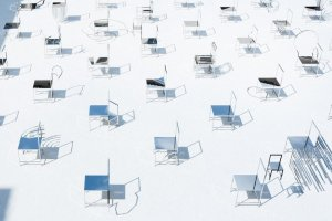50 כיסאות מנגה