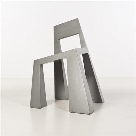 alessandro-mendini-scivolavo-monumentino,-chaise-sculpture