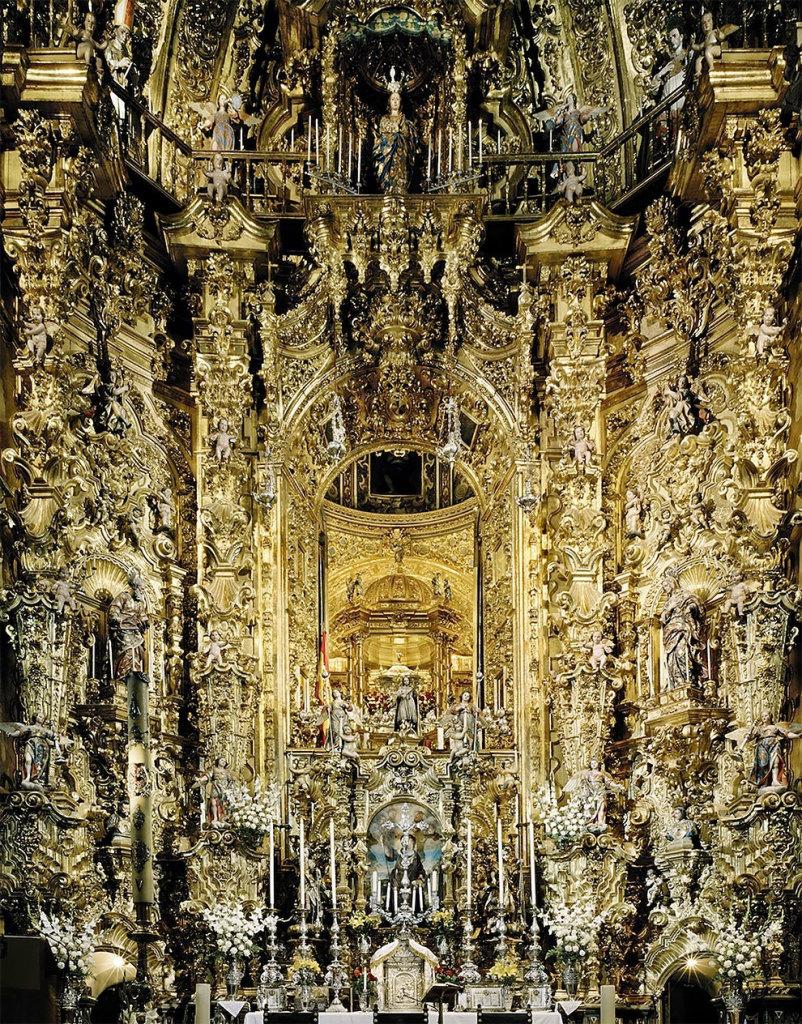 כנסיות הבארוק הן המניפולציות התקשורתיות על ההמונים של העבר