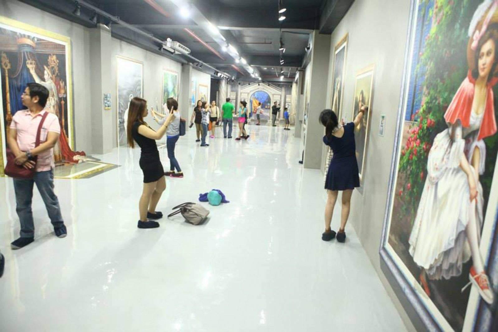 מוזיאון חדש ל-Selfies נפתח בקליפורניה