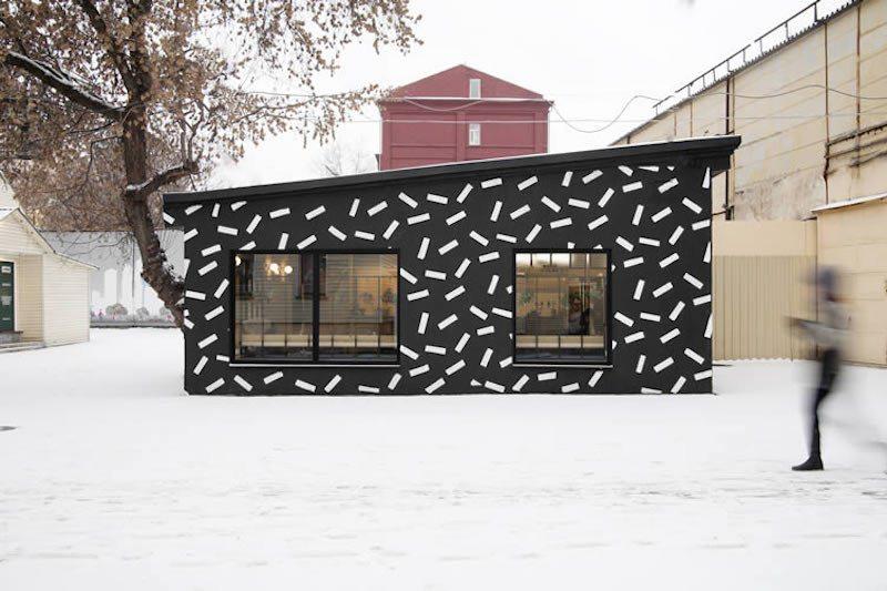"""במוסקבה שברוסיה, נפתחה מסעדה בשם """"דיזנגוף 99"""", המציעה אווירה תל אביבית"""
