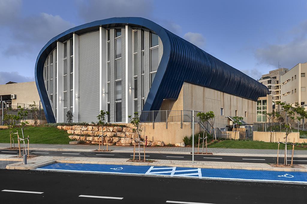 מרכז ספורט נופי ים, תל אביב