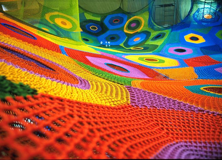 Interactive-Art-Installation-People-Play-Art-Suspended-3C
