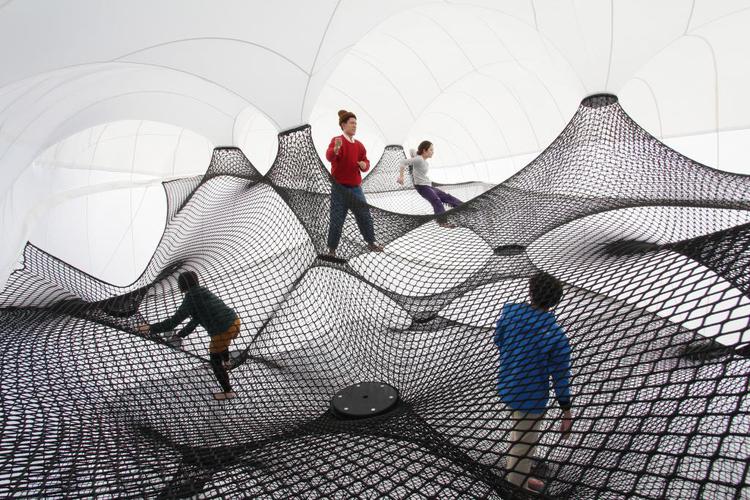 Interactive-Art-Installation-People-Play-Art-Suspended-4B