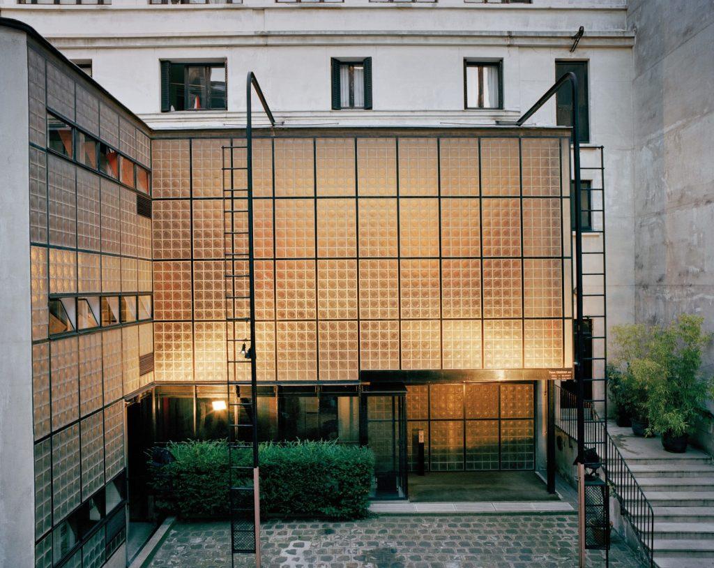 קלאסיקות אדריכליות: הבית בפאריז Maison de Verre