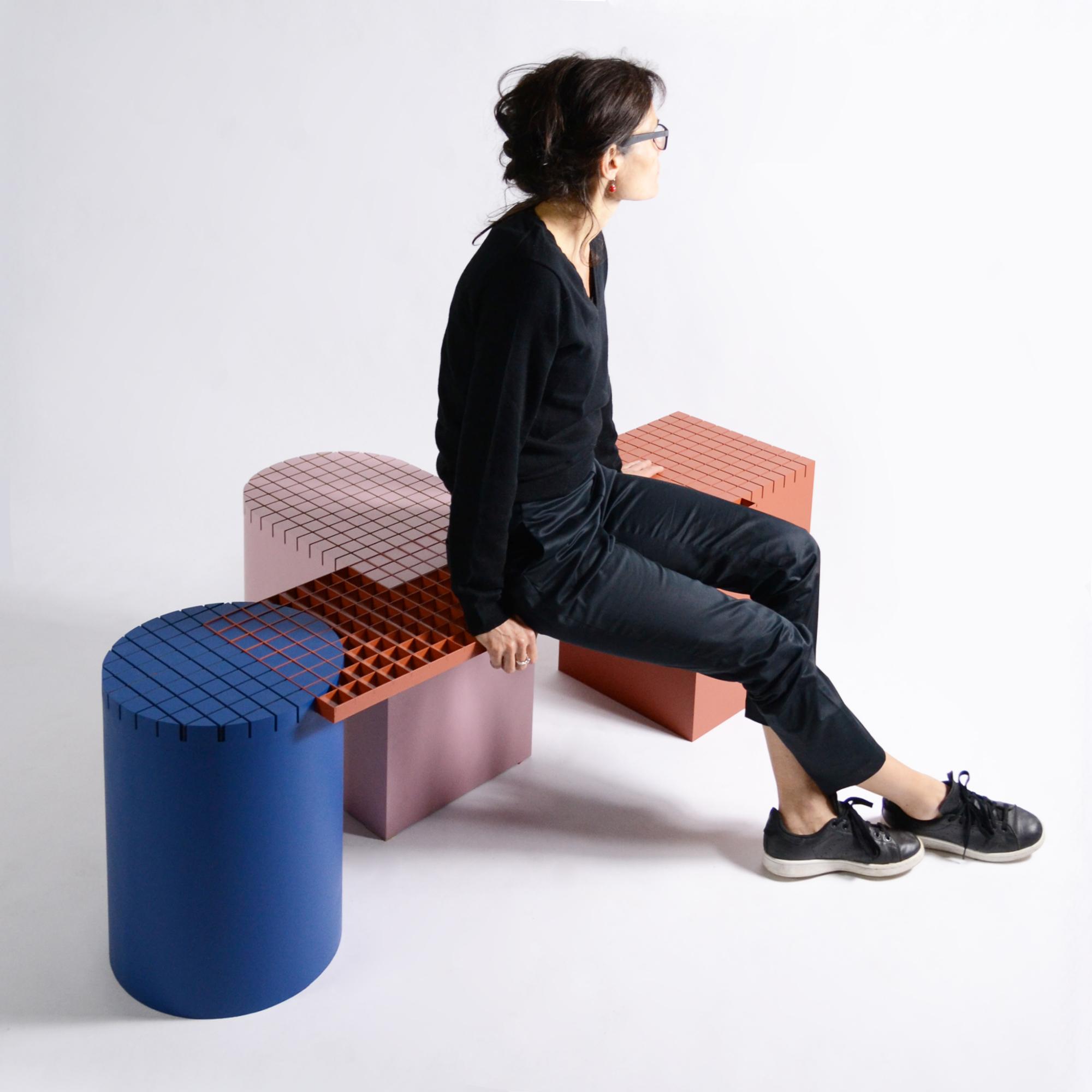 רהיטים לחיים עירוניים דינמיים