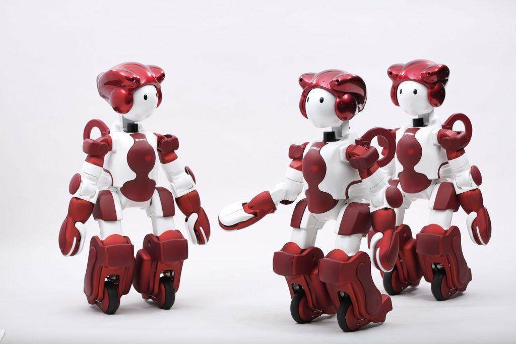 רובוטים ישמשו כמדריכים לנוסעים בשדה התעופה בטוקיו