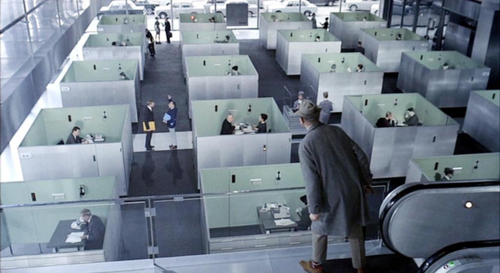 הבית השני: עיצוב סביבת העבודה