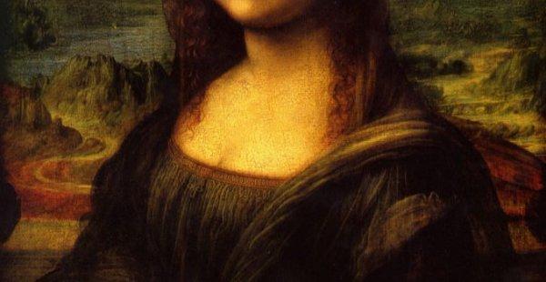 האם המונה ליזה נראית לכם מאושרת ומה זה אומר עליכם
