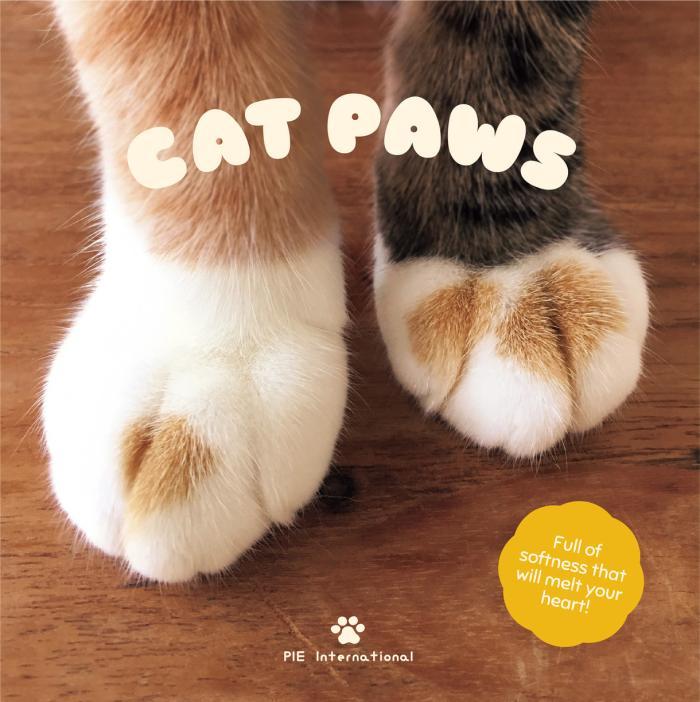 רב מכר ביפן: צילומי כפות של חתולים