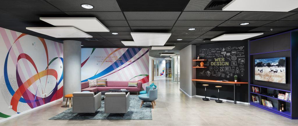 משרדי חברת Viaccess-Orca Israel, רעננה