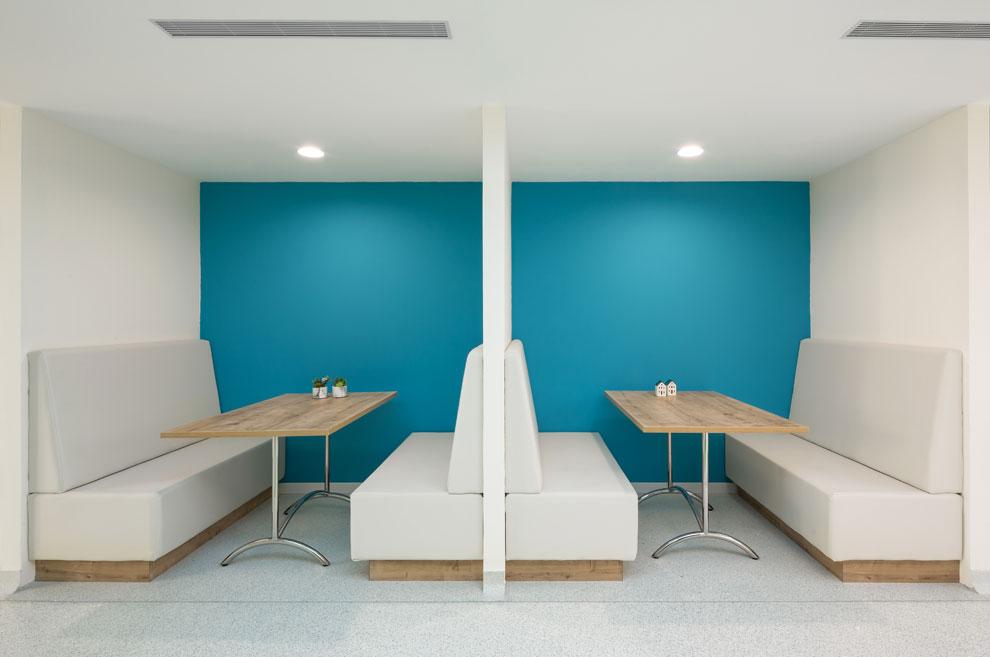 עיצוב המחלקה הסגורה, במרכז לבריאות הנפש באר יעקב