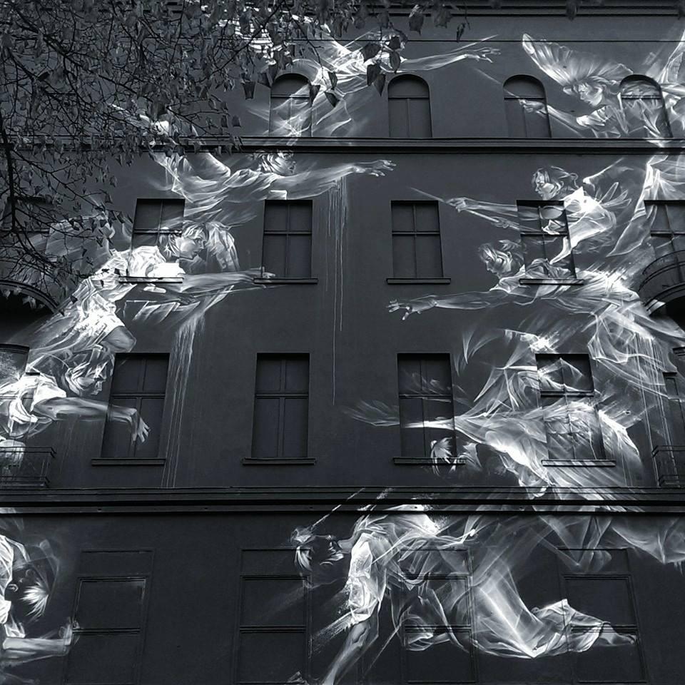 42 ציורי קיר מרחבי העולם, שיעיפו לכם את המוח