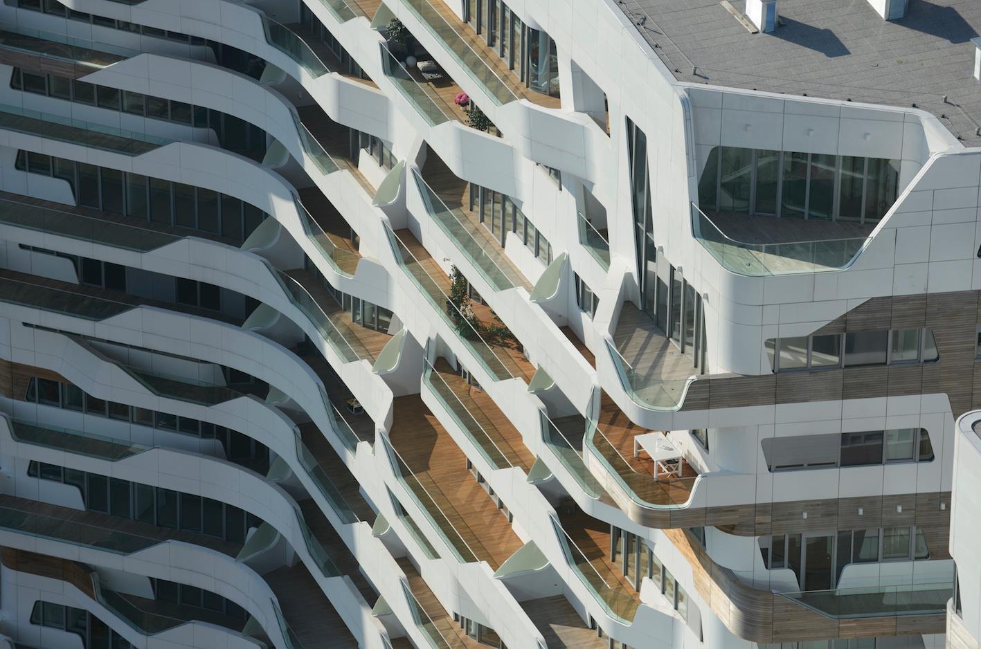 מודלים חדשים למגדלי מגורים