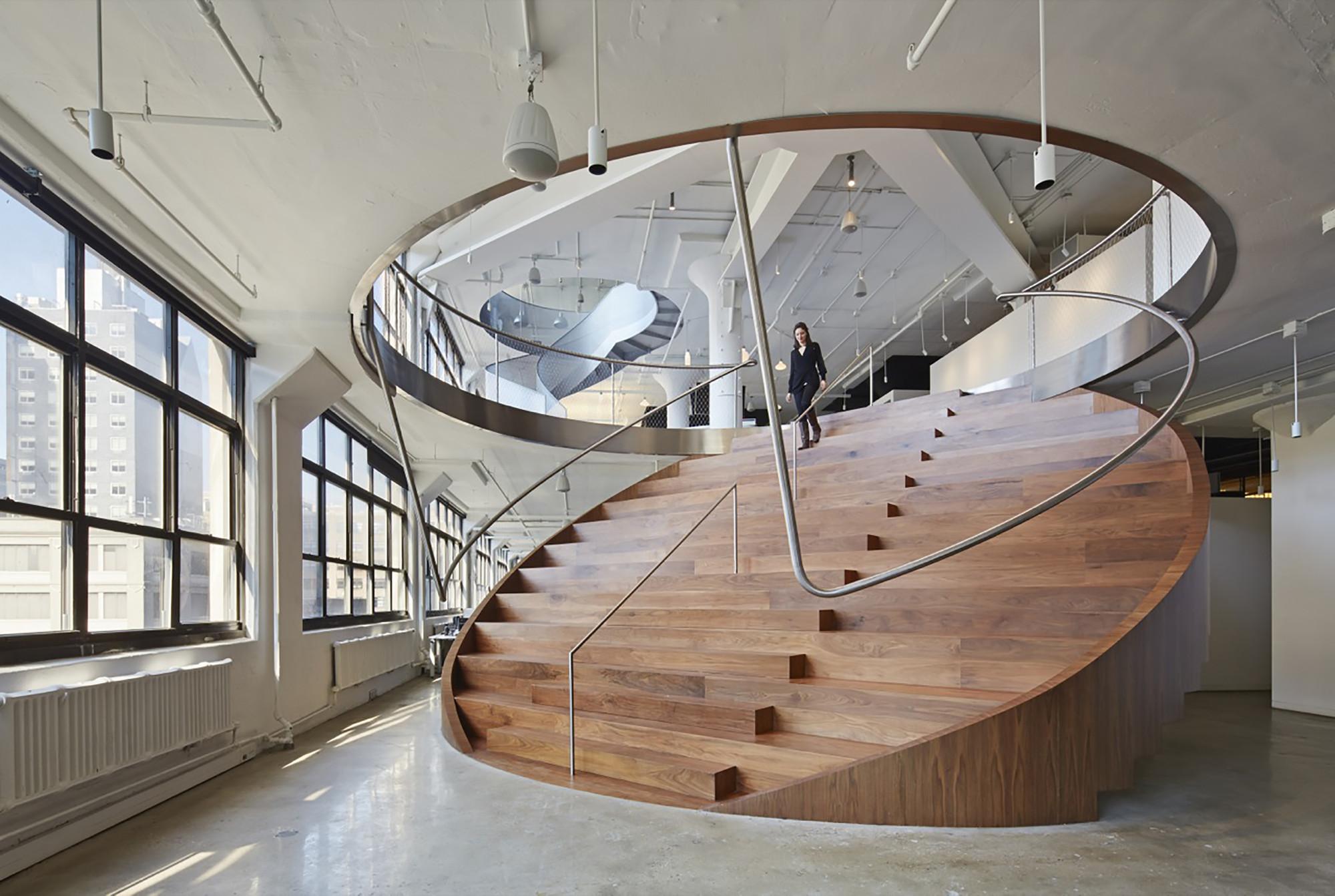 10 תכניות לעיצוב משרדים, החושבים מחדש על צורות עבודה