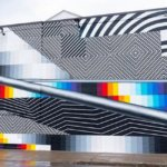 צייר הגרפיטי שהאדריכלים אוהבים (ומזמינים לצייר על הקירות שלהם)