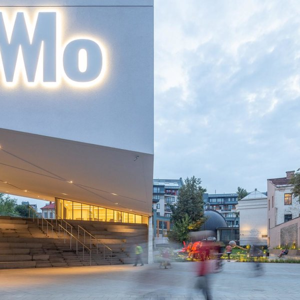 במוזיאון MO החדש, דניאל ליבסקינד מחבר בין העבר של ליטא להווה
