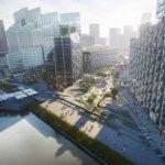 הפארק הרב שכבתי הראשון בלונדון The Tide, יפתח ביולי