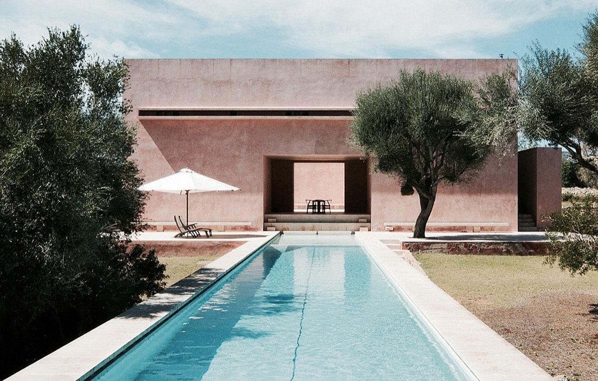 הבית הראשון שתכנן אדריכל:John Pawson