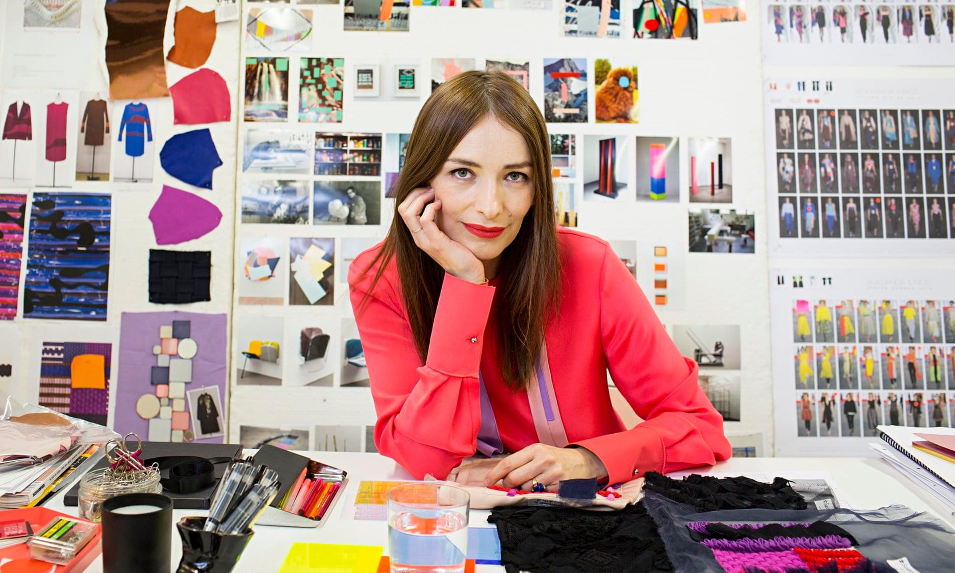 פנטהאוז של מעצבת אופנה