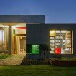 בית מודרניסטי