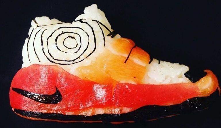 אם אתם אוהבים להתלבש יפה ולאכול טוב, נסו את השילוב של נעלי הסושי