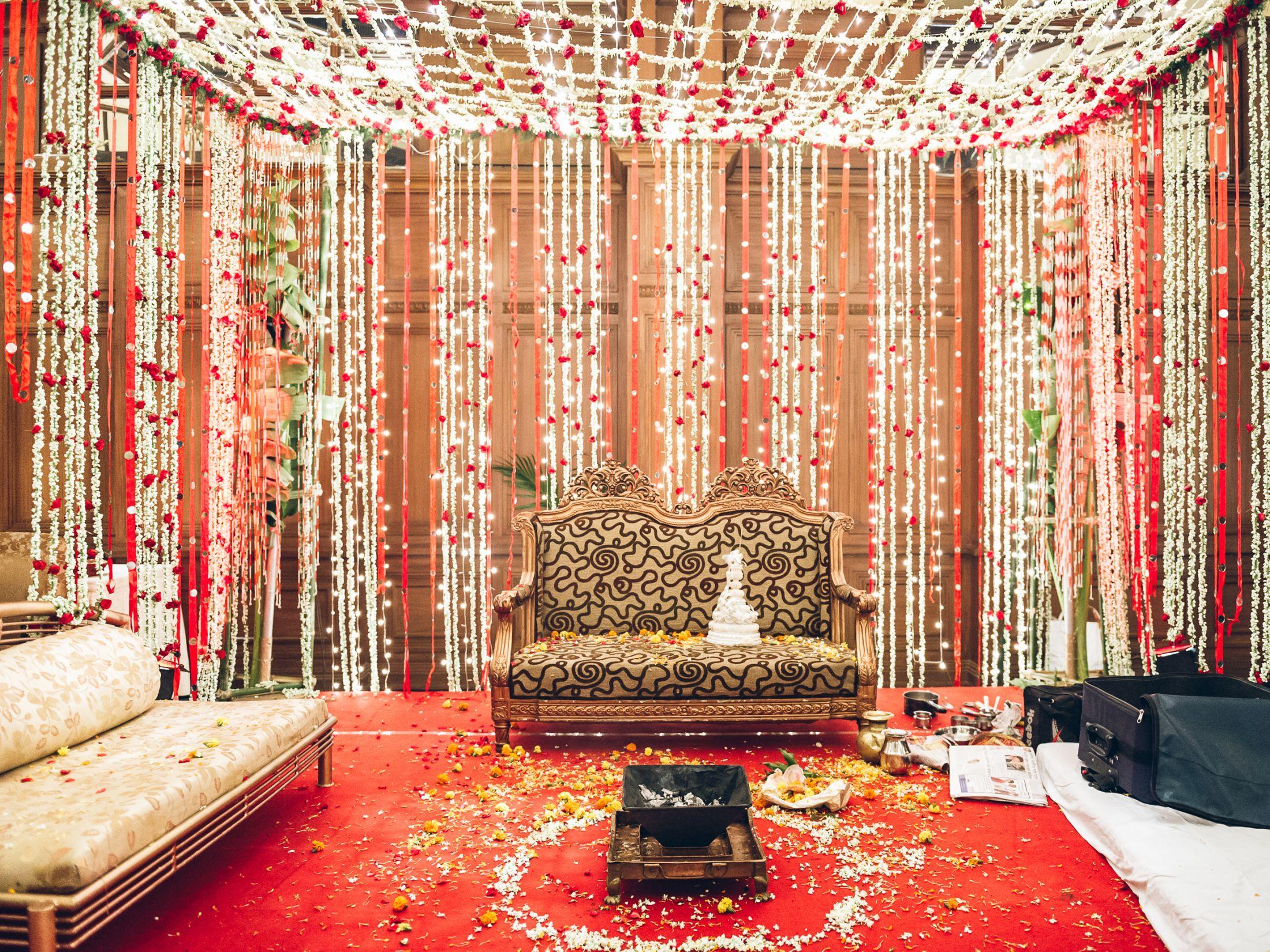 חתונות המעמד הגבוה בהודו, מגלות עולמות פנטזיה דמויי בוליווד