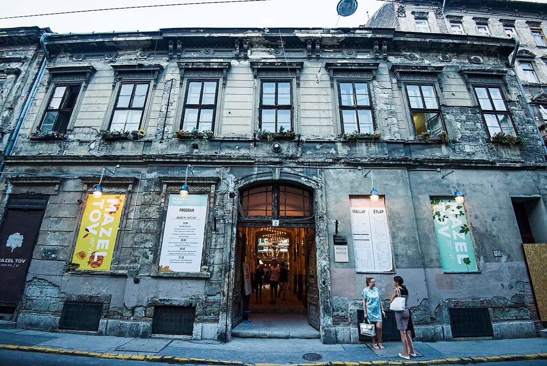 המסעדה המצליחה ביותר בבודפשט – לאוכל ישראלי