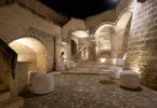 מלון וספא במערות של MATERA