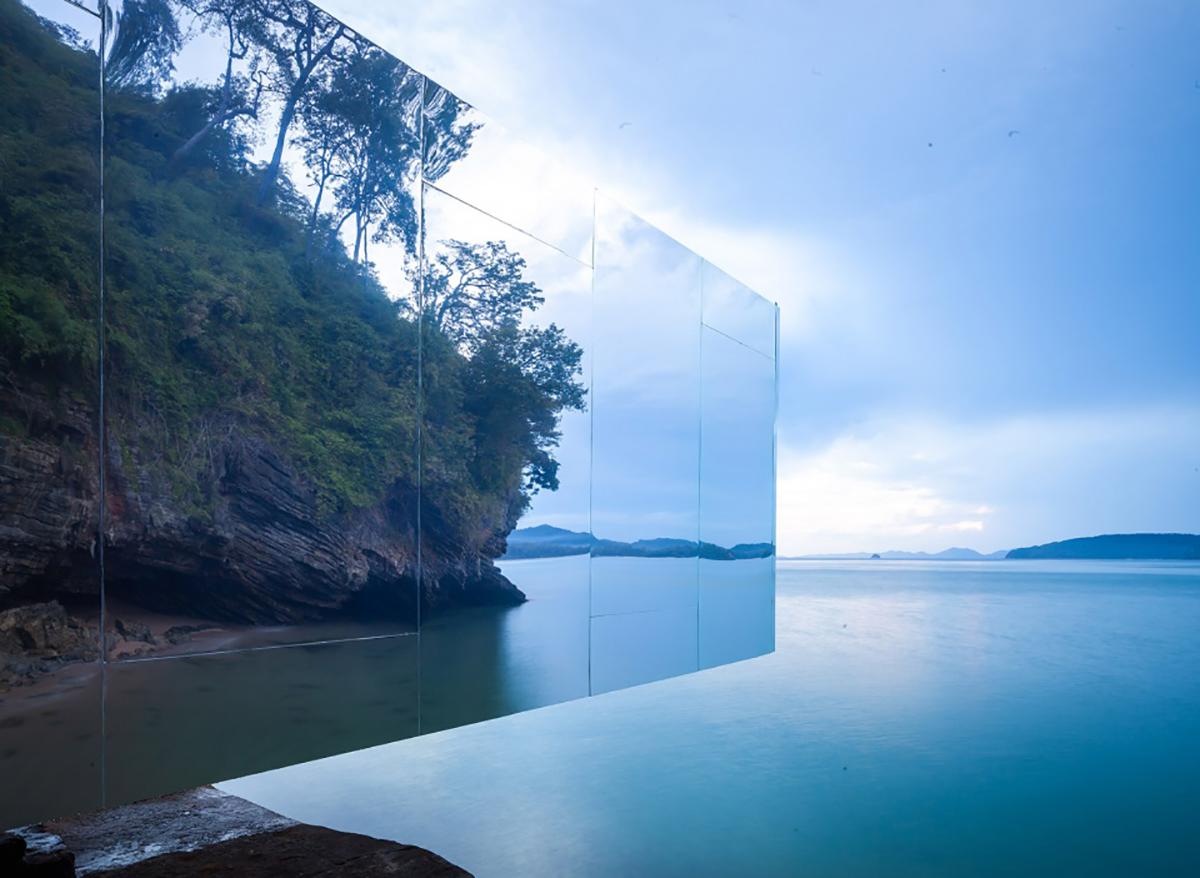 לא זריחה ולא שקיעה, ביתן האמנות הביאנלה, קראבי, תאילנד