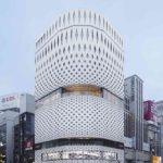 ציוני דרך באדריכלות: המרכז המסחרי גינזה ביפן