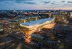 הספרייה המרכזית החדשה של הלסינקי Oodi