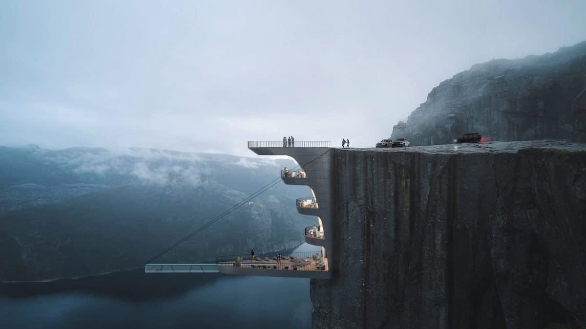 מלון בוטיק בראש מצפה נוף – אטרקציה בינלאומית או פגיעה בטבע?
