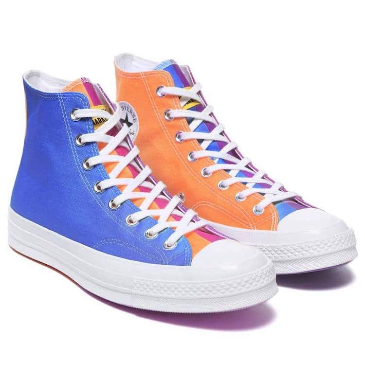 חדש: נעלי אולסטאר המשנים את צבעיהם באור השמש