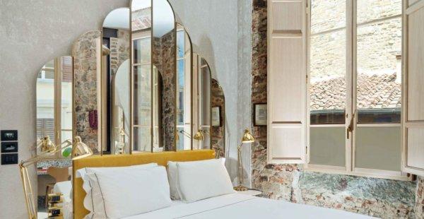 מלון Calimala נפתח בפירנצה, בעיצוב אלכס מייטליס,