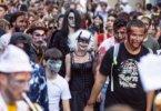 מצעד הזומבים העולמי – Zombie Walk Strasbourg 2019
