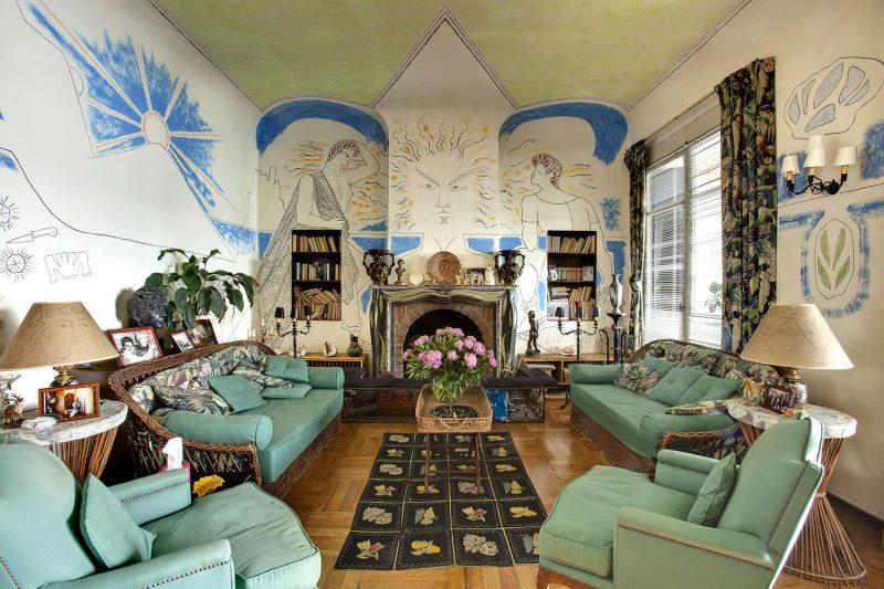 ההיסטוריה הטרגית והמרתקת של villa Santo Sospir